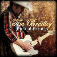 Cover of the track Rusted Strings