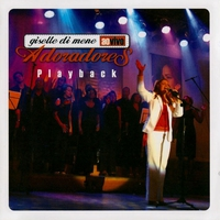 Cover of the track Adoradores Ao Vivo (Playback)