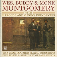 Cover of the track The Montgomery Land Sessions