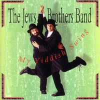 Cover of the track My Yiddish Swing