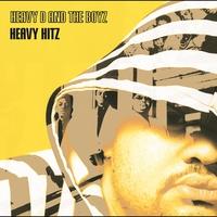 Couverture du titre Heavy Hitz