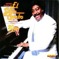 Couverture du titre 20 Aniversario (1962-1982 Historia Musical)
