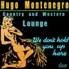 Couverture de l'album Hugo Montenegro: Country And Western Lounge