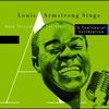 Cover of the album Louis Armstrong Sings Back Through the Years / A Centennial Celebration
