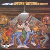 Cover of the track Uptown Saturday Night