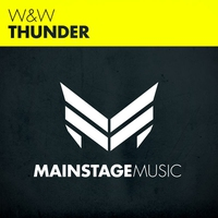 Cover of the track Thunder - Single