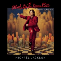 Cover of the track Blood on the Dance Floor (HIStory in the Mix)