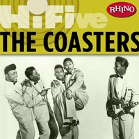 Cover of the track Rhino Hi-Five: The Coasters - EP