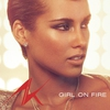 Cover of the track Girl On Fire (Ft Nicki Minaj)