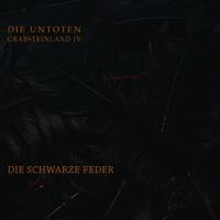 Couverture du titre Grabsteinland IV - Die schwarze Feder