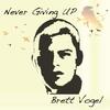 Couverture de l'album Never Giving Up - Single