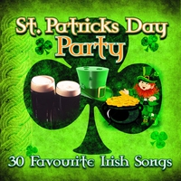 Cover of the track St. Patrick's Day Party - 30 Favourite Irish Songs