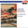Couverture de l'album Japanese Melodies for Flute and Harp