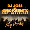 Cover of the track My Party (Extended Version)