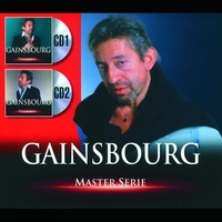 Cover of the track Master série: Serge Gainsbourg