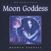 Cover of the track Moon Goddess