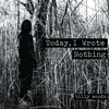 Cover of the album Today, I Wrote Nothing