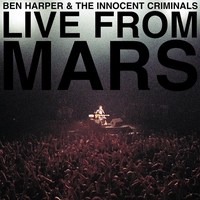 Cover of the track Live From Mars