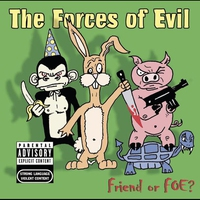 Cover of the track Friend or FOE?