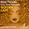 Couverture de l'album Golden Lady (Louie Vega Remixes) [feat. Tony Momrelle]