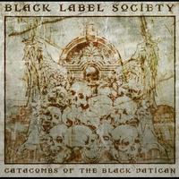 Cover of the track Catacombs of the Black Vatican (Deluxe Edition)
