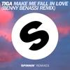 Couverture du titre Make Me Fall in Love (Benny Benassi Remix)