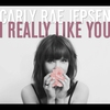 Cover of the track I Really Like You