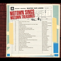 Couverture du titre Motown Sings Motown Treasures