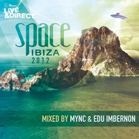 Cover of the track Space Ibiza 2012 (Official Deluxe Edition)