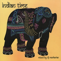 Cover of the track India Time
