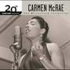 Couverture de l'album 20th Century Masters - The Millennium Collection: The Best of Carmen McRae