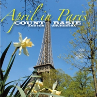 Cover of the track April in Paris