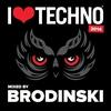 Cover of the album I Love Techno 2014