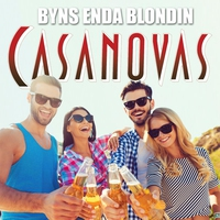 Cover of the track Byns enda blondin - Single
