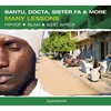 Cover of the album Many Lessons: HipHop, Islam, West Africa