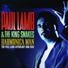 Cover of the album Harmonica Man - The Paul Lamb Anthology 1986-2002