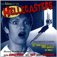 Cover of the track The Return of the Hellecasters