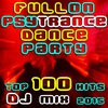 Cover of the album Fullon Psy Trance Dance Party Top 100 Hits DJ Mix 2015