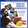 Cover of the album Side By Side By Sondheim (Original London Cast Recording)