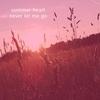 Couverture de l'album Never Let Me Go
