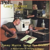 Cover of the album Jimmy Martin Songs for Dinner