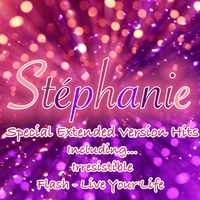 Cover of the track Stéphanie