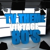 Couverture de l'album TV Theme Vintage 80's