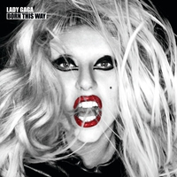 Cover of the track Born This Way (Bonus Track Version)