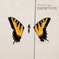Cover of the track brand new eyes