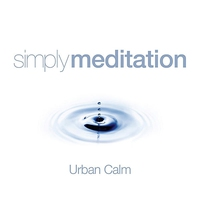 Cover of the track Simply Meditation - Urban Calm