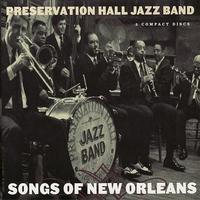 Couverture du titre Songs of New Orleans