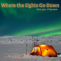 Cover of the track Where the Lights Go Down - Single