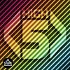 Couverture de l'album Club Session Pres. High 5 - EP