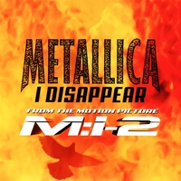 Cover of the track I Disappear - Single
